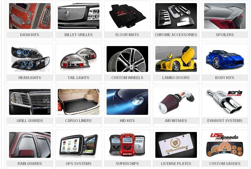 Car accessories Dubai - greensmedia.com